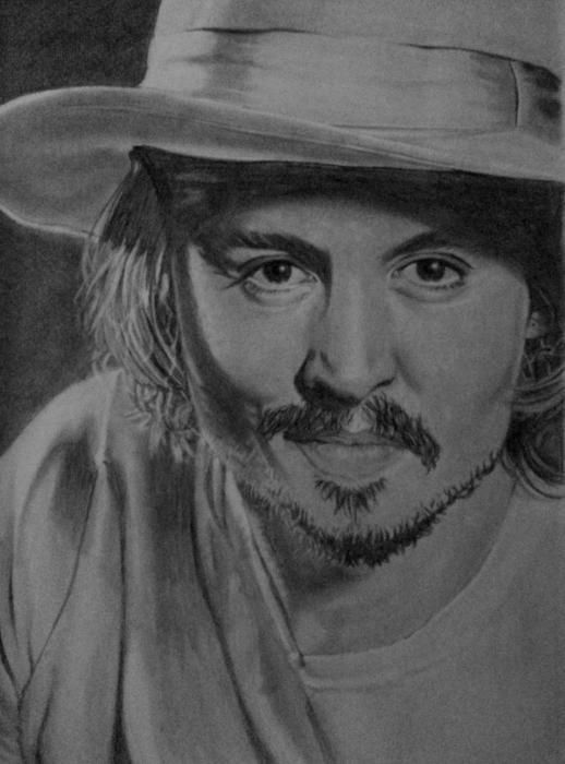 Johnny Depp by Sinea94